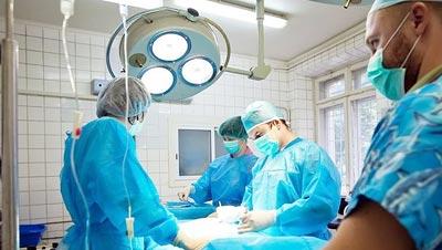 Оперативное удаление грыжи живота