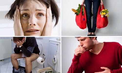 Провоцирующими факторами грыжи выступают: запоры, поднятие тяжести, физическое и эмоциональное перенапряжение, снижение иммунной защиты, обострение хронических заболеваний