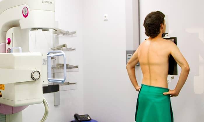 Рентгенографическая диагностика грыжи пищевода показывает нарушение анатомического положения желудка или кишечника, его частичную локализацию выше диафрагмы