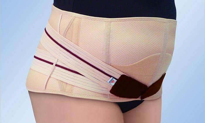 В период подготовки к хирургическому вмешательству или при его невозможности, необходимо носить специальный бандаж