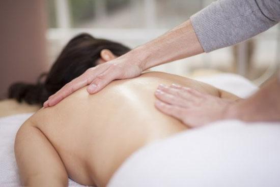 грыжа массаж