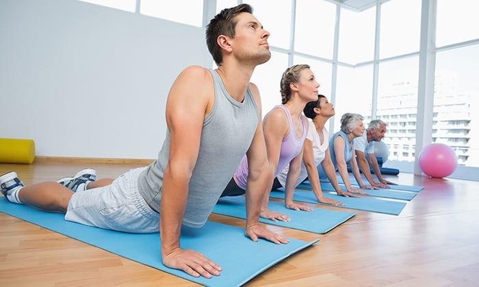 Поздний восстановительный период включает занятия гимнастикой, лечебная физкультура помогает поддерживать состояние мышц передней брюшной стенки для предотвращения вторичного появления грыжи