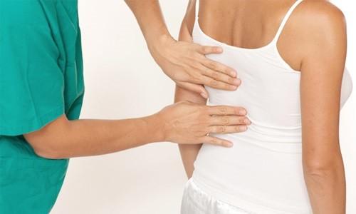 грыжа шморля в грудном отделе