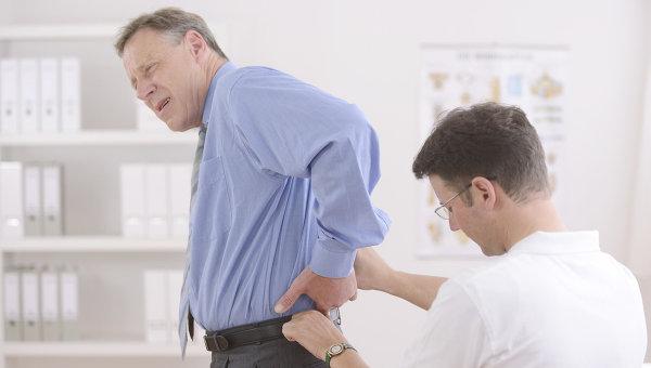 симптомы при грыже поясничного отдела позвоночника