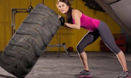 В позднем периоде реабилитации нельзя поднимать тяжести и выполнять упражнения с отягощением