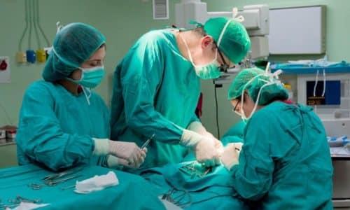 При использовании УВТ пропадает необходимость в проведении операции