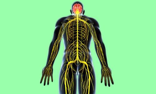 При бальнеотерапии происходит снижение уровня возбудимости нервной системы