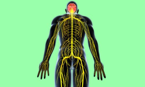 действие тока само по себе улучшает деятельность нервных клеток и кровообращение
