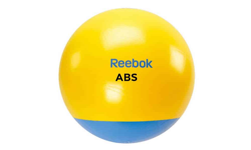 Выбирать следует фитбол, оснащенный системой безопасности от разрывов (на это указывает аббревиатура ABS или BRQ)