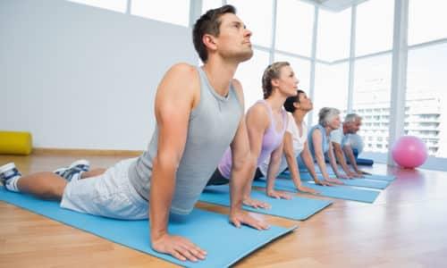 ЛФК это комплекс лечебных упражнений, действие которых направлено на устранение симптомов при грыже