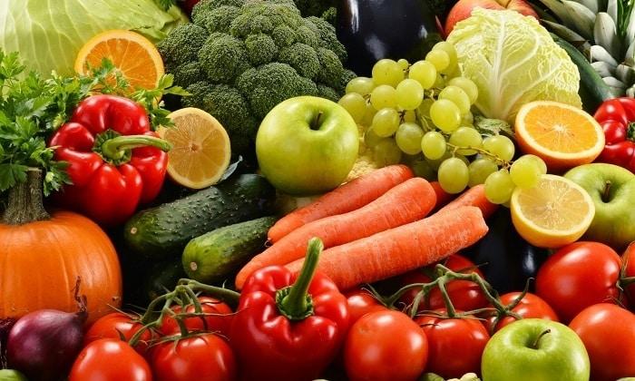 В рационе больного должны присутствовать свежие овощи и фрукты