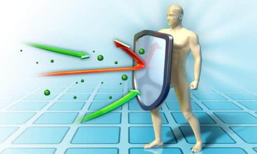 Благодаря процедуре можно добиться хороших результатов повышается иммунитет
