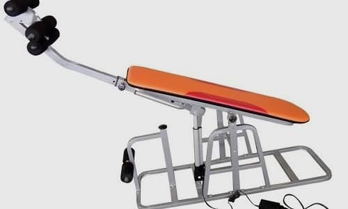 Инверсионный стол при грыже позвоночника используют для снятия болевых ощущений и восстановления подвижности