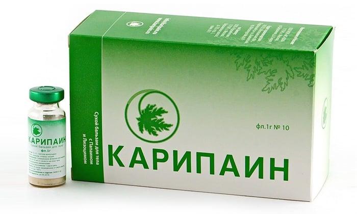 Карипаин специализированный многоферментный препарат, созданный специально для лечения заболеваний позвоночника с помощью электрофореза