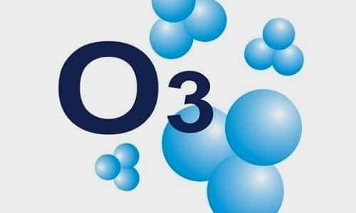 При использовании Дарсонваля возникает реакция, в результате которой высвобождается озон