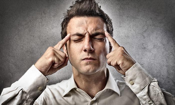 Следует избегать стрессов. Это вызывает сужение сосудов и, как следствие, ухудшение кровотока