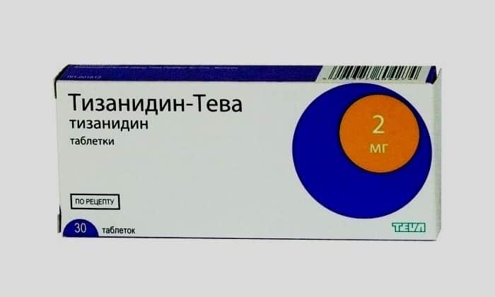 Препарат Тизанидин применяют для снятия мышечного напряжения