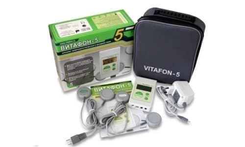 Аппарат Витафон-5 эффективен в случаях, когда необходимо повысить качество лимфодренажа