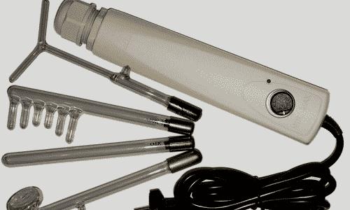 Прибор Дарсонваль используют при грыжах поясничного, шейного, грудного отделов позвоночника