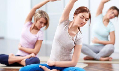 В период реабилитации следует снизить интенсивность физических нагрузок