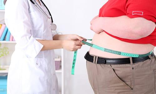 Эндоскопическое удаление позвоночной грыжи не проводится при ожирении тяжелой степени