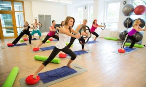 Упражнения гимнастики пилатес при грыже поясничного отдела позвоночника могут послужить лечебно-профилактической мерой борьбы с заболеванием