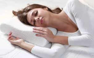 Помогает ли подушка при грыже шейного отдела позвоночника