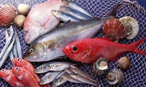 Витамин Д в большом количестве содержится в жирных сортах рыбы