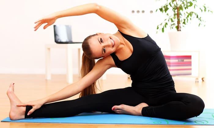 Выполнение сложных упражнений допустимо только после прохождения подготовительного курса
