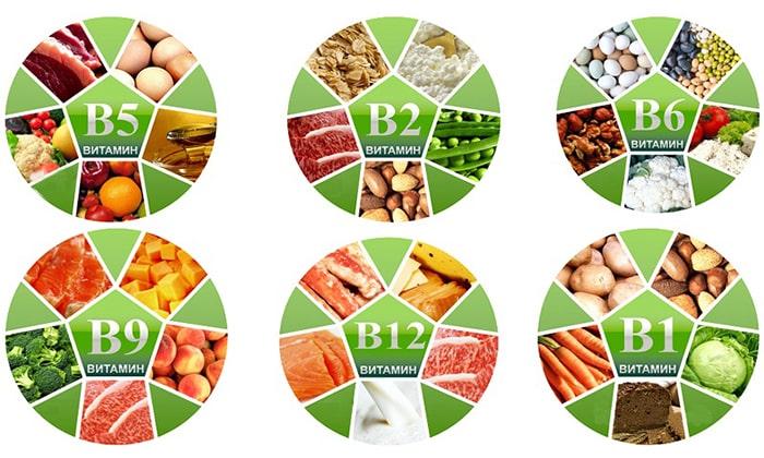 При лечении грыжи Шморля принимают витамины, в частности группы В, они нужны для восстановления процессов обмена веществ