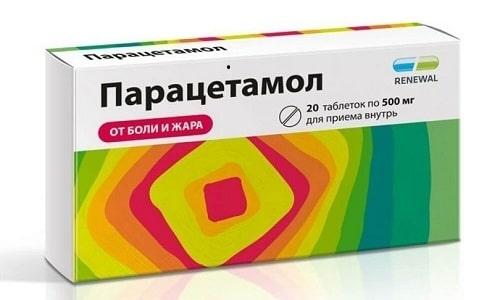 Парацетамол применяется в педиатрической практике при симптоматическом лечении боли и лихорадки у детей первых лет жизни