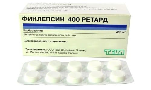 Финлепсин эффективен не только в борьбе с эпилептическими приступами, но и применяется в терапии поведенческих нарушений